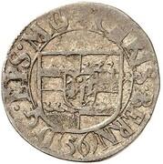 6 Pfennig - Christoph Bernhard von Galen – avers