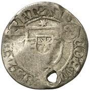 4 Pfennig - Franz von Waldeck -  avers