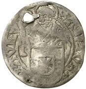 4 Pfennig - Franz von Waldeck -  revers