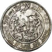 1 thaler Ferdinand de Bavière -  avers