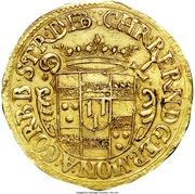 1 ducat Christoph Bernhard von Galen – avers