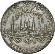 1 Thaler (Peace of Westphalia) – avers
