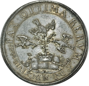 1 Thaler (Peace of Westphalia) – revers