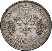 1¼ thaler Ferdinand de Bavière (Paix de Westphalie; Münster) – revers