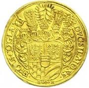 4 ducat Heinrich Wenzel & Karl Friedrich – revers