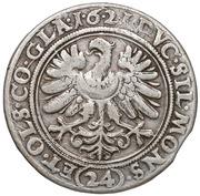 24 Kreuzer - Heinrich Wenzel & Karl Friedrich – revers