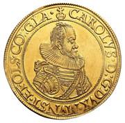6 Ducat - Karl II – avers