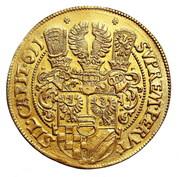 6 Ducat - Karl II – revers