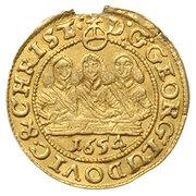 1 Ducat - Heinrich IV & Karl II – avers