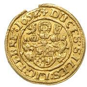 1 Ducat - Heinrich IV & Karl II – revers