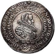 1 Thaler - Karl II (Death of Karl II) – avers