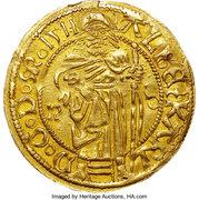 1 Goldgulden - Albrecht & Karl I – avers