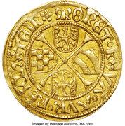 1 Goldgulden - Albrecht & Karl I – revers