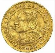 2 Ducat - Johann (Memorial to Karl I) – avers