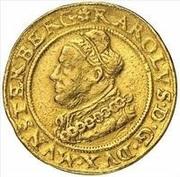 3 Ducat - Joachim, Heinrich II, Johann and Georg (Memorial to Karl I) – avers