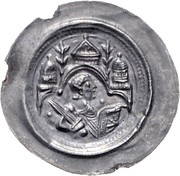 1 Brakteat - Kuno I. – avers