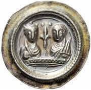 1 Brakteat - Kuno – avers