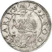 2 Batzen - Leopold von Österreich – revers