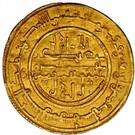 Dinar - Muhammad b. Sa'd – revers