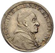 1 Ducat - Placidus von Zurlauben (Pattern) – avers