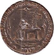 50 pfennig - Murrhardt – avers