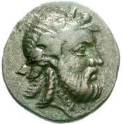 Bronze Æ17 (Mykonos) – avers