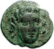 Bronze Æ15 (Mykonos) – avers
