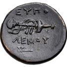 Bronze Æ17 (Mylasa) – revers