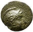 Bronze Æ10 – avers