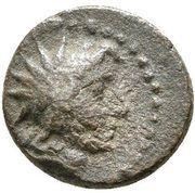 Bronze Æ13 (Myrhina) – avers