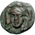 Bronze Æ17 (Lemnos; Myrina) – avers