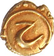 1 Fanam - Tipu Sultan (Farrukhi mint) – avers
