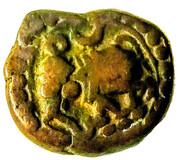 1 Akhtar   Sultan Tipu – avers