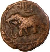 ½ Paisa - Tipu Sultan (Farrukhyab-Hisar) – avers