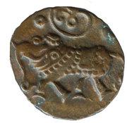 20 cash   Krishna Raja Wodeyar – avers