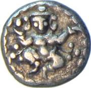 ⅓ Pavali - Krishnaraja Wadiyar III – avers