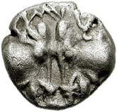 1/6 Stater – avers