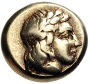 Hekte (Mytilene) – avers