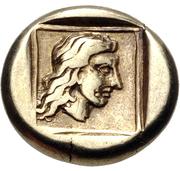 Hekte (Mytilene) – revers