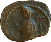 Prutah - Aretas IV et Shaqilat – revers