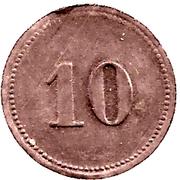 10 pfennig - Nagold – avers