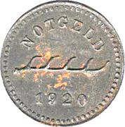 50 pfennig - Nagold – revers