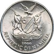 5 cents (FAO) – avers