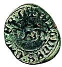 Double mite - Jean III (dit Thierri) – avers