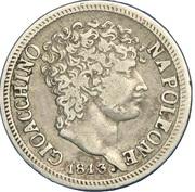 ½  lire  Joachim Murat – avers