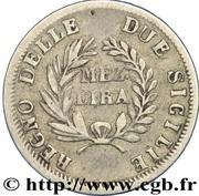 ½  lire  Joachim Murat – revers