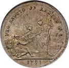 120 grana - Ferdinando IV – revers
