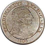 120 grana - Fernando IV – avers