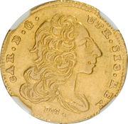 2 ducati - Carlo I – avers