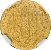 2 ducati - Carlo I – revers
